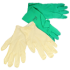 Nitrile and Latex Exam Gloves