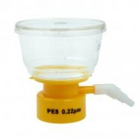 150mL Bottle Top Filter, PES Filter Material, 0.22?m, 50mm, Sterile